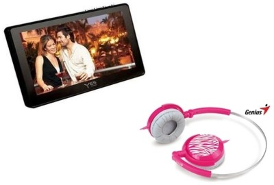 Buy YES PMP-100HD MP4 Player: Home Audio & MP3 Players