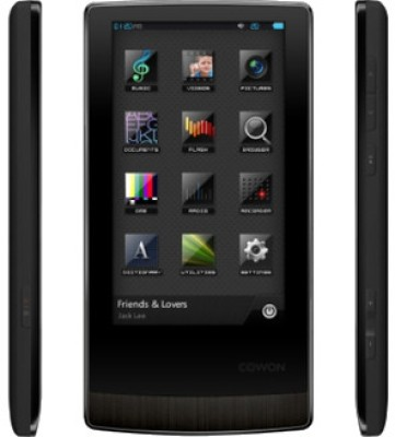 Buy Cowon J3 8 GB MP4 Player: Home Audio & MP3 Players