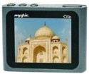 Zebronics Mupic Clip 4 GB MP4 Player - Silver, 1.8 inch Display