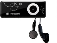 Transcend MP300 4 GB MP3 Player: Home Audio & MP3 Players