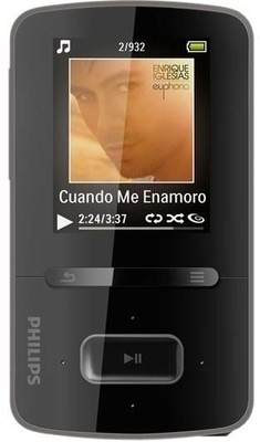 Buy Philips GoGear ViBE 4 GB MP4 Player: Home Audio & MP3 Players