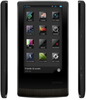 Buy Cowon J3 4 GB MP4 Player: Home Audio & MP3 Players