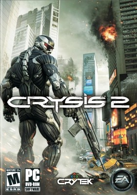 Buy Crysis 2 (Standard Edition): Av Media