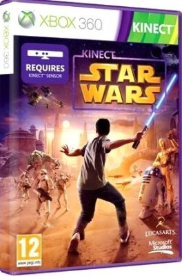 Buy Kinect Star Wars (Kinect Required): Av Media