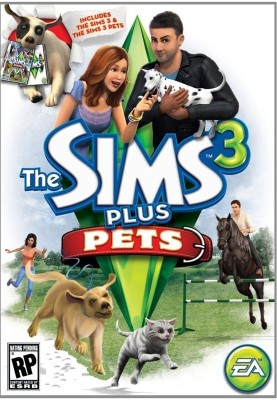 Buy The Sims 3 Plus Pets: Av Media