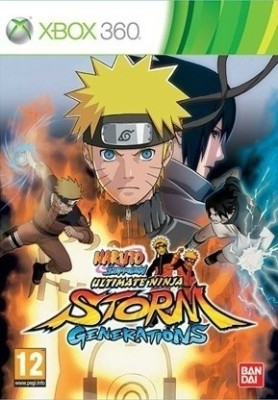 Buy Naruto Shippuden: Ultimate Ninja Storm Generations: Av Media