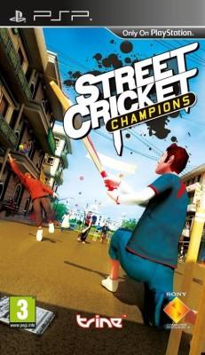 Buy Street Cricket : Champions: Av Media