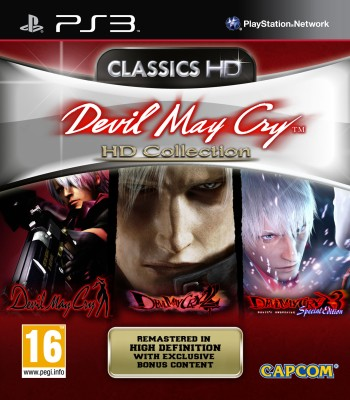 Buy Devil May Cry HD Collection: Av Media