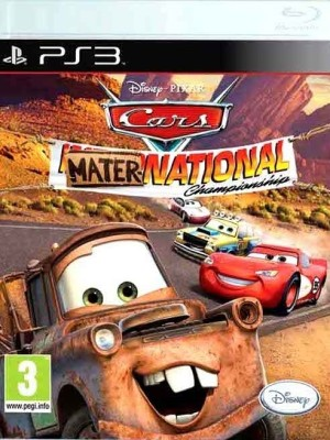 Buy Cars Mater-National Championship: Av Media