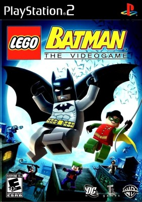 Buy LEGO: Batman - The Video Game: Av Media