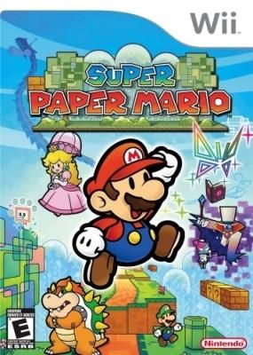 Buy Super Paper Mario: Av Media