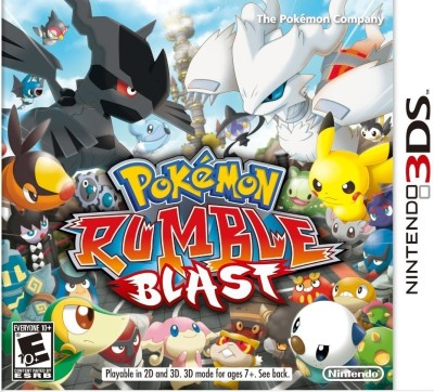 Buy Pokemon: Rumble Blast: Av Media