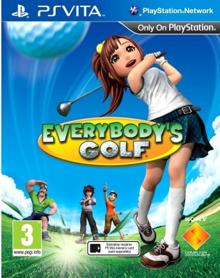 Buy Everybody's Golf: Av Media