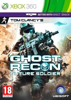 Buy Tom Clancy's Ghost Recon: Future Soldier: Av Media