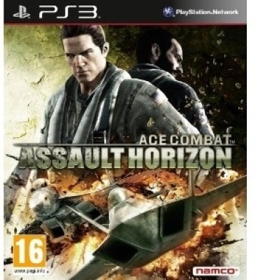 Buy Ace Combat Assault Horizon (Limited Edition): Av Media