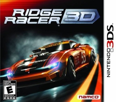 Buy Ridge Racer 3DS: Av Media