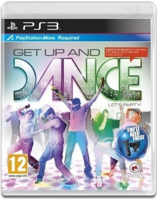 Buy Get Up And Dance (Move Required): Av Media