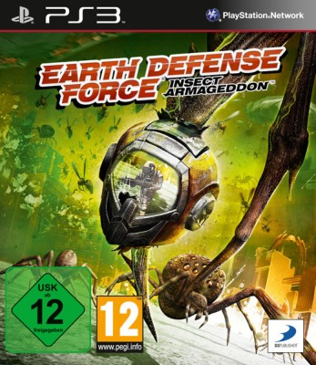 Buy Earth Defense Force - Insect Armageddon: Av Media