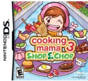 Cooking Mama 3 : Shop & Chop - Games, DS