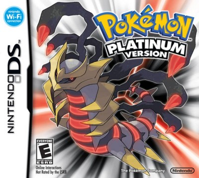 Buy Pokemon : Platinum Version: Av Media