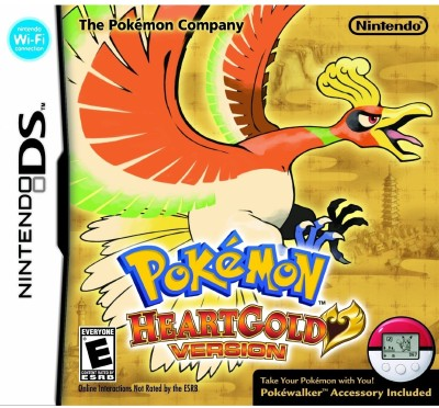 Buy Pokemon : Heart Gold Version: Av Media