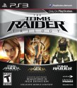 The Tomb Raider : Trilogy - Games, PS3