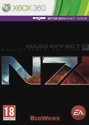 Buy Mass Effect 3 N7 (Collector's Edition): Av Media