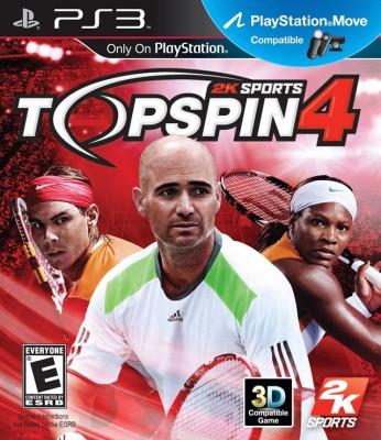 Buy Top Spin 4: Av Media