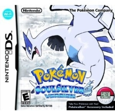 Buy Pokemon : Soul Silver Version: Av Media