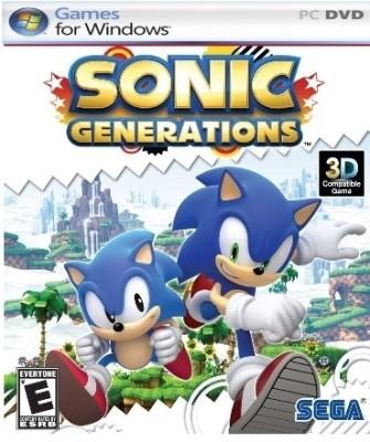 Buy Sonic Generations: Av Media