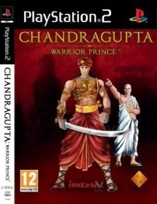 Buy Chandragupta : Warrior Prince: Av Media