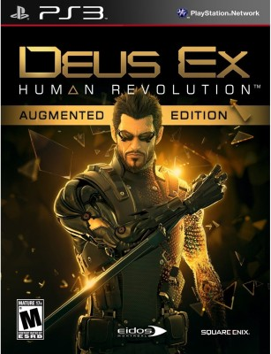 Buy Deus Ex : Human Revolution (Augmented Edition): Av Media