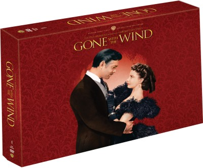 Buy Gone With The Wind (5 Disc 70th Anniversary Collector's Edition Giftset) (70th Anniversary Edition): Av Media