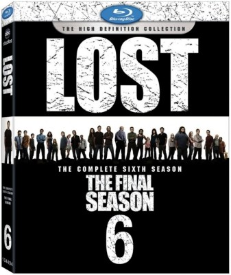 Buy LOST Season 6: Av Media