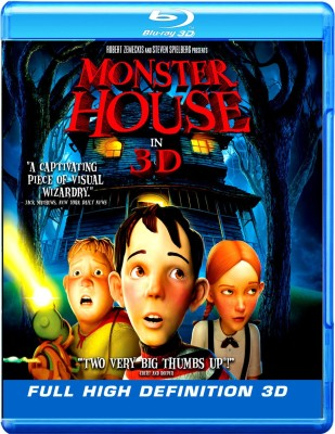 Buy Monster House 3D: Av Media
