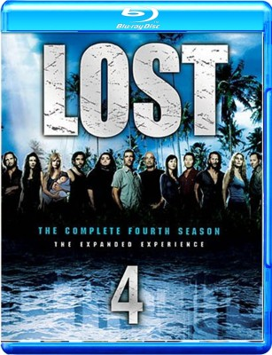 Buy LOST Season 4: Av Media