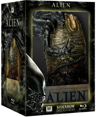 Buy Alien Anthology (EGG Packaging): Av Media