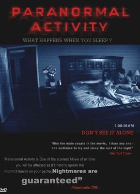 Buy Paranormal Activity: Av Media