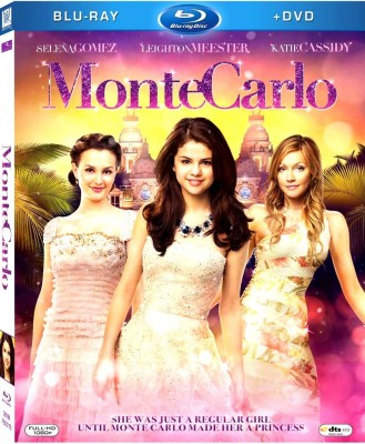 Buy Monte Carlo (Blu Ray + DVD): Av Media