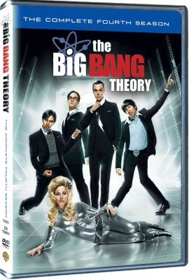 Buy The Big Bang Theory Season - 4: Av Media