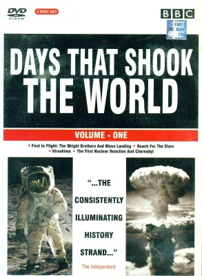 Buy Days That Shook The World:Vol-1: Av Media