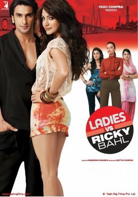 Buy Ladies Vs Ricky Bahl: Av Media