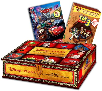 Buy Disney Pixar Collection: Av Media