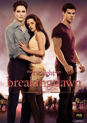 Buy The Twilight Saga-Breaking Dawn Part-1: Av Media