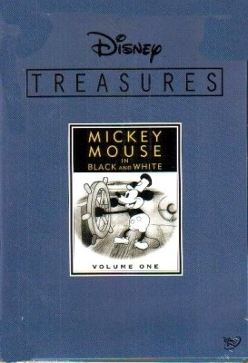 Buy Disney Treasures - Mickey Mouse In Black And White Vol. 1: Av Media