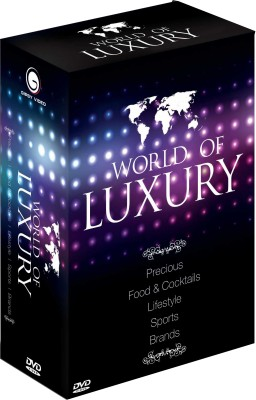 Buy World Of Luxury: Av Media