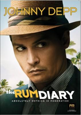 Buy The Rum Diary: Av Media