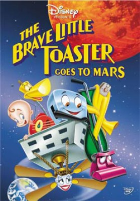 Buy The Brave Little Toaster Goes To Mars: Av Media