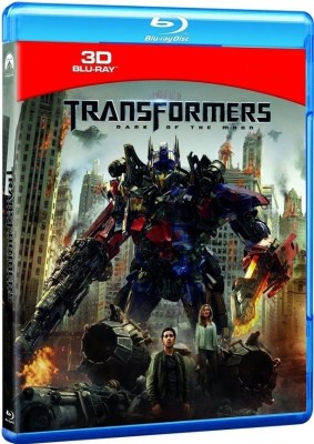 Buy Transformers Dark Of The Moon 3D (3D Bluray): Av Media