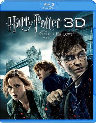 Buy Harry Potter And The Deathly Hallows - Part 1 3D (3D Bluray): Av Media